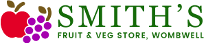 Smith's Fruit Stores, Wombwell, Barnsley Logo