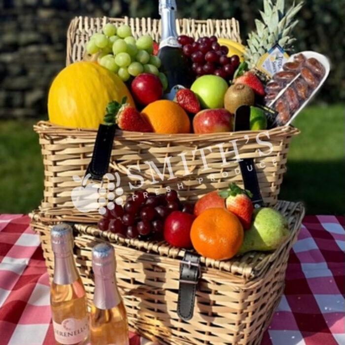 Luxury Fruit Hamper Delivery